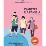 Sessão alusiva ao Dia Mundial da Diabetes agendada para dia 14 de novembro