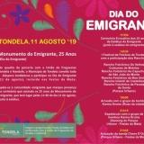 Tondela assinala os 25 anos do monumento ao emigrante