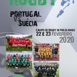 Seleções de Rugby Feminino em Tondela no próximo fim de semana