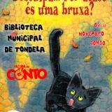 """Mais uma sessão da """"Hora do Conto"""" na Biblioteca Municipal de Tondela"""