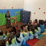 O Dia dos Namorados na Biblioteca Municipal de Tondela