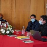 """Apresentação do livro """"Um Abraço a Três"""" na Biblioteca Municipal de Tondela"""