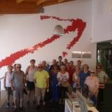 Grupo dos Serviços Sociais da Administração Pública no Museu Terras de Besteiros