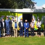 Laboratório Móvel das Ciências: Viseu Dão Lafões apresentado em Tondela