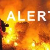 Risco de Incêndios Rurais - Estado de Alerta