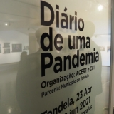 """Exposição """"Diário de uma Pandemia"""" em Tondela até 18 de junho"""