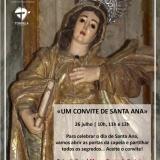 Município de Tondela assinala dia de Santa Ana